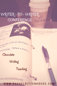 Writer - to - WriterConference