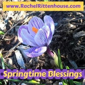 Springtime Blessings