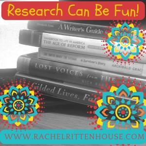 research can be fun