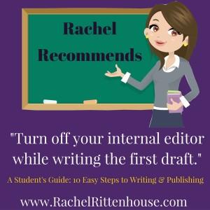 Rachel Recommends #4