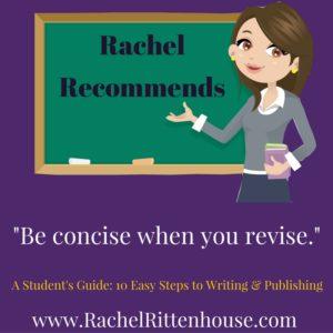Rachel Recommends #6