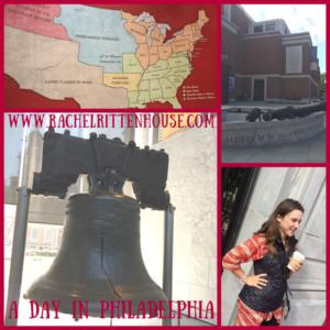 A Day in Philadelphia